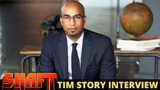 Shaft Tim Story Audio Interview