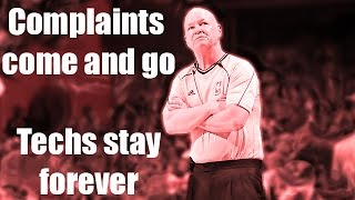 Joey Crawford: Top 10 Worst Calls/Techs/Ejections