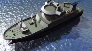 Презентация рыболовного траулера(Строили такие рыболовные траулеры для Скандинавов!, 2009-04-30T15:59:20.000Z)