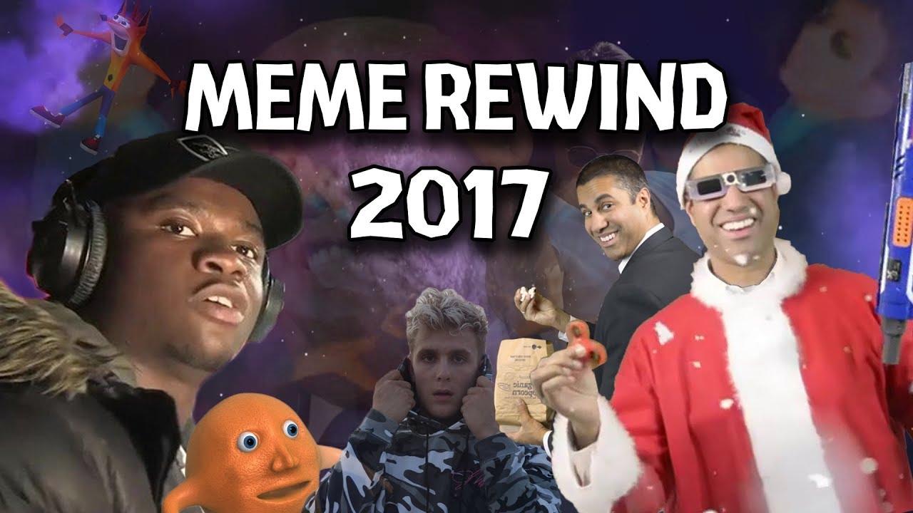 maxresdefault meme rewind 2017 (ft cyranek, twinkieman) youtube