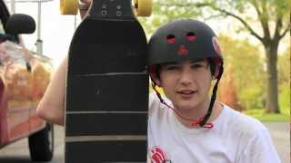 Longboarding: Michael Virgin [Drop Apex 40]