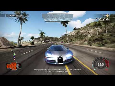 Need For Speed Hot Pursuit Remastered: One step ahead (Hot Pursuit) |