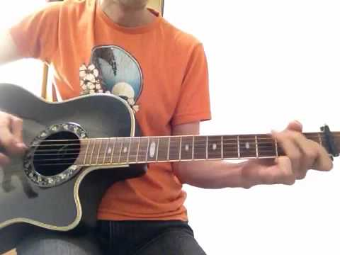 Hard luck woman (KISS guitar cover)
