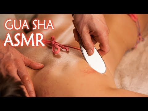 Gua Sha ASMR Massage TherapyKaynak: YouTube · Süre: 17 dakika44 saniye