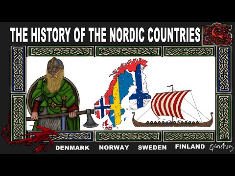The Nordic Countries (Animated Scandinavian History)