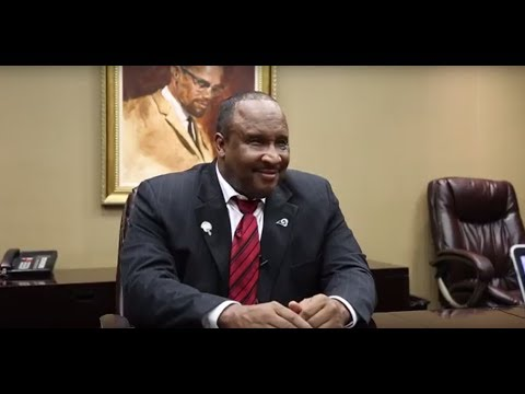 EXCLUSIVE: Inglewood Mayor James Butts goes one-on-one