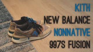 kith new balance 997s fusion