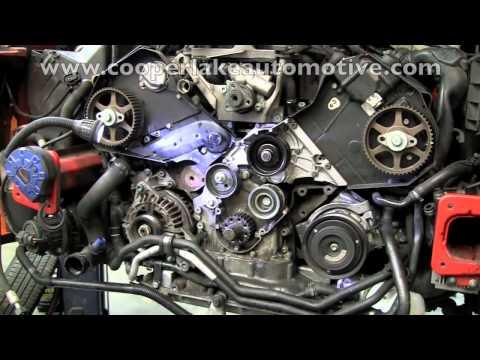 Audi V6 Timing Belt.mp4