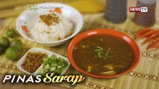Pinas Sarap: Mata at utak ng baka, swak sa beef pares?