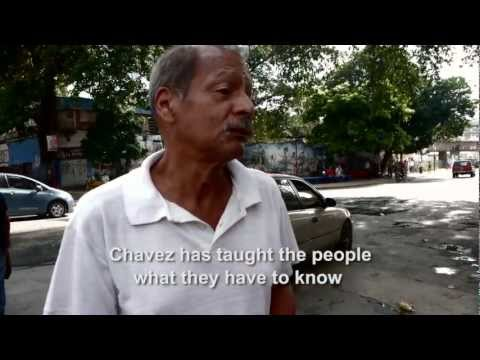 Viva Venezuela: The Elections (12 min doc, socialism in Venezuela & 2012 elections)