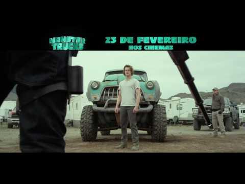 Monster Trucks | Comercial de TV: Mais Alto Do Que Nunca | DUB | Paramount Brasil
