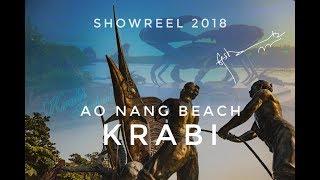 Cinematic Showreel 2018 | Ao Nang Beach | Krabi | Thailand | Travel film | Asia | 4K Highlight Reel