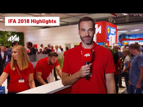 IFA highlights from the AVM stand