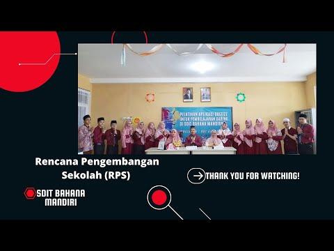 Video Unjuk Kerja Kegiatan RPS - Diklat Penguatan Kepsek Ade Anas