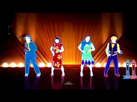 Just dance 3, Minecraft TNT song dynamite
