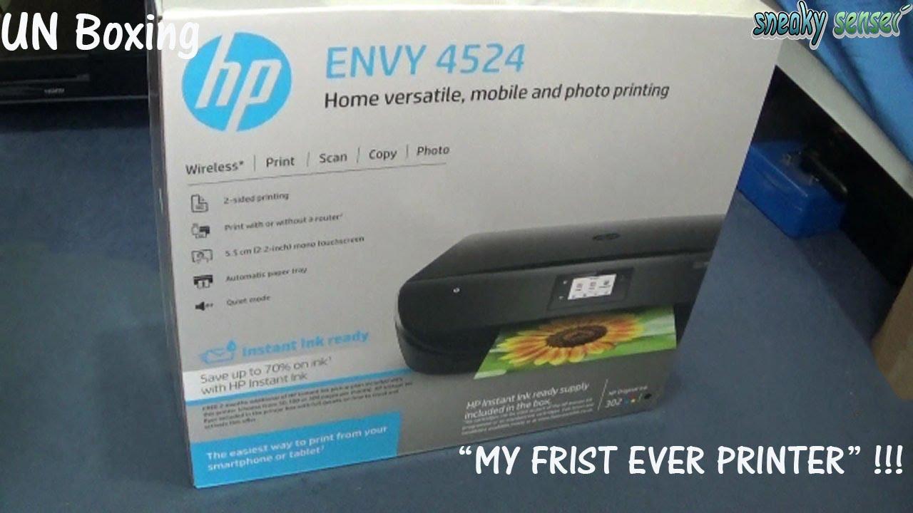 hp envy 4524