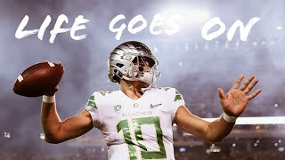 Justin Herbert Mix 2020 || Life Goes On || ( Chargers Hype ) ~ HD ~