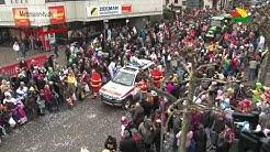 Highlights Karnevalzug 18.02.2012 Mettmann
