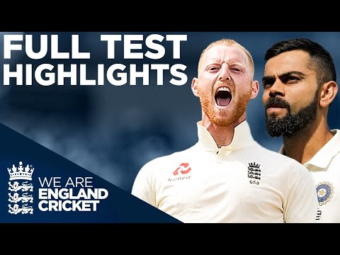 Stokes Heroics And Kohli Century! | England v India HIGHLIGH
