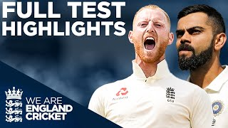 Stokes Heroics And Kohli Century! | England v India HIGHLIGHTS - Edgbaston 2018 | Full Test Recap