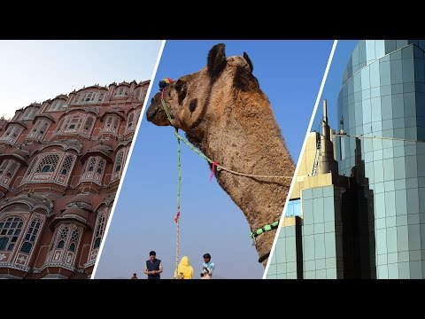 Incredible India | Jaipur - Ajmer Travel | Beautiful Rajasthan