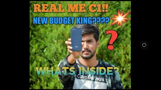 RealMe C1 the new budget king???? unboxing and initial impressions