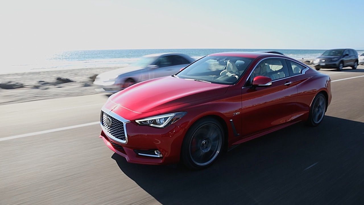 First Drive 2017 Infiniti Q60 Follows G37 With Better Styling