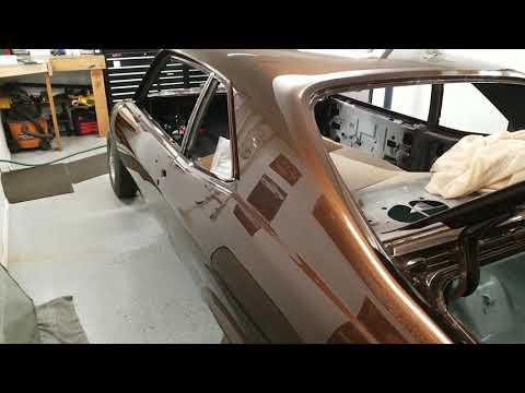 1972 Chevy Nova Full Restoration (part1)