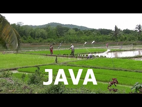 INDONESIA: Java island [HD]