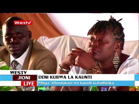 Utenda kazi kaunti ya Vihiga kuathiriwa kutokana kuwepo kwa deni