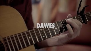 Watch Dawes Somewhere Along The Way video