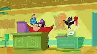 فقرةالفيديو مسلسل  باغز  🍹 محل العصائر  🍹 باغزباني Bugsbunny