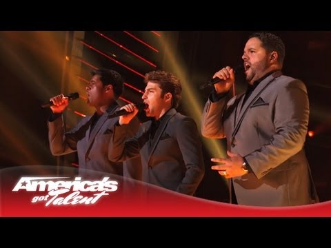 """Forte - Spanish Opera Cover of """"My Heart Will Go On""""- America's Got Talent 2013"""