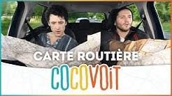 Cocovoit - Carte Routière