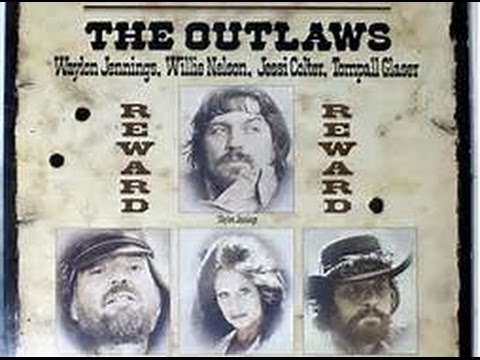 Suspicious Minds by Waylon Jennings and Jessi Colter from Wanted The Outlaws album.
