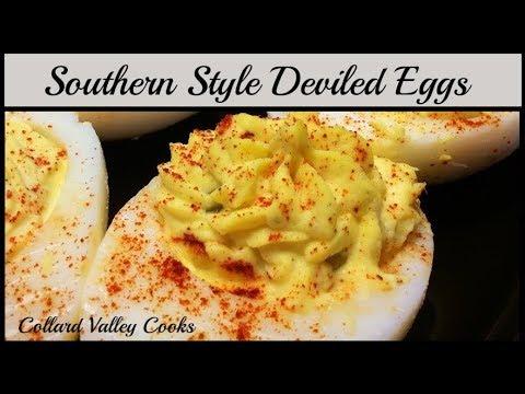 Deviled Eggs for Easter Sunday Dinner, CVC Recipe Tutorials