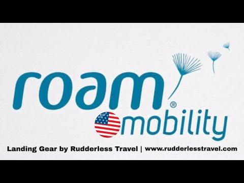 Roam Mobility - Prepaid USA SIM Cards For International Travellers