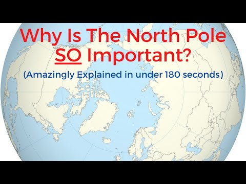 The Importance Of The North Pole (in under 180 seconds!)