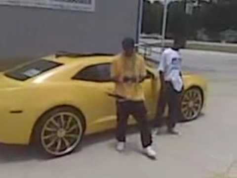 Boosie Bad Ass Camaro Youtube