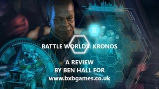 Battle Worlds: Kronos Review on Xbox One