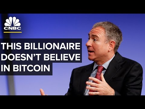 Hedge Fund Billionaire Griffin Knocks Bitcoin | CNBC