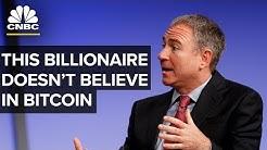 Hedge Fund Billionaire Griffin Knocks Bitcoin