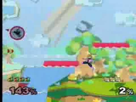 Zhu (Falco) vs Julian (Fox) 3