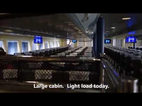 Macau Taipa Ferry to Hong Kong Cotai Water Jet