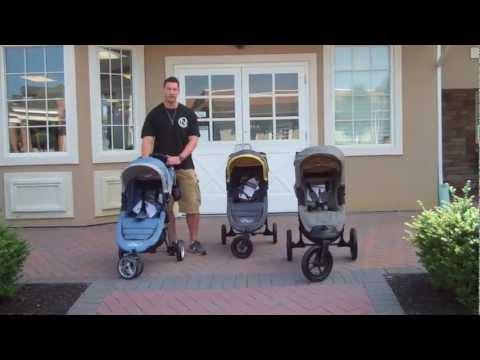 Baby Jogger City Mini City Mini Gt And City Elite Comparisons