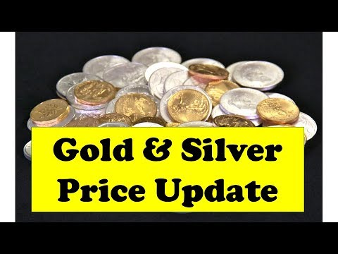Gold & Silver Price Update - May 31, 2017 + Technical Update