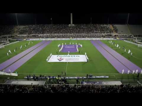Presentazione del Main Sponsor Folletto all'Artemio Franchi per Fiorentina-Milan
