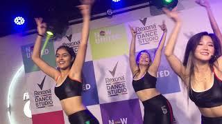 """Assista a performance de """"Beautiful Life"""" no Rexona Dance Studio no..."""