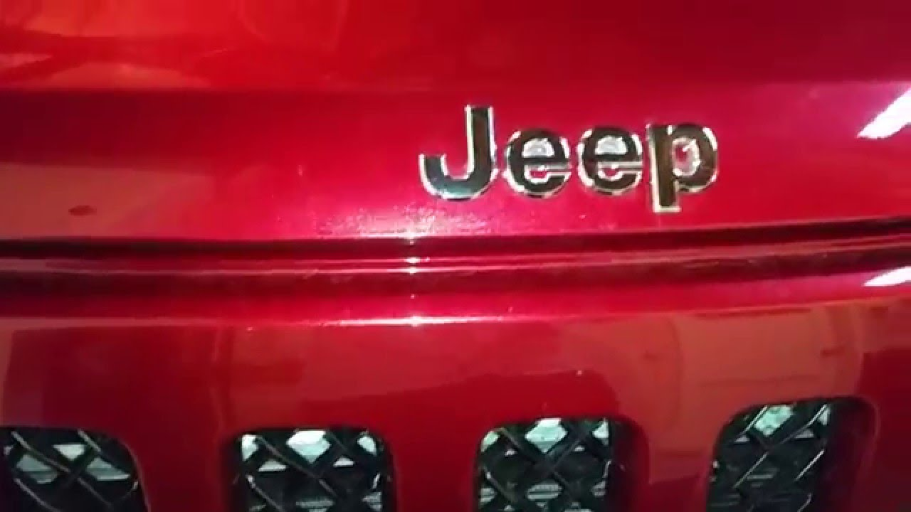 2007 2016 Jeep Patriot Suv How To Open Hood Pop