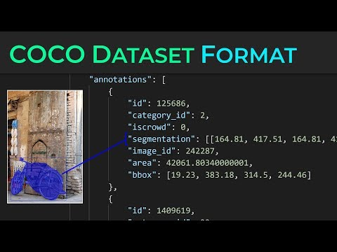 Create COCO Annotations From Scratch — Immersive Limit